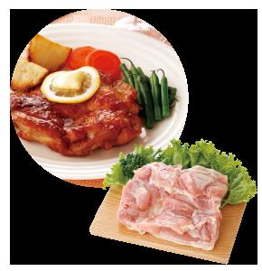 元気鶏若鶏モモ肉